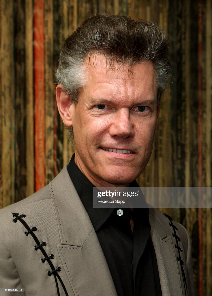 Musician Randy Travis at An Evening With Randy Travis at The GRAMMY Museum on September 21, 2011 in Los Angeles, California.