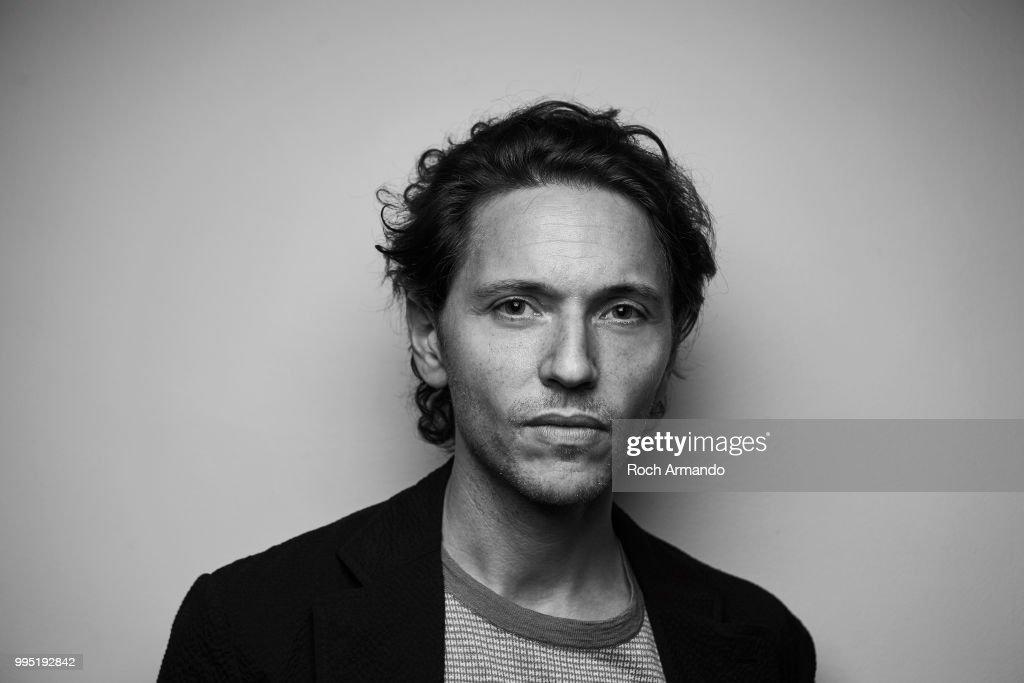 Raphael, 2018 Cabourg Film Festival, Self Assignment, June 2018 : News Photo