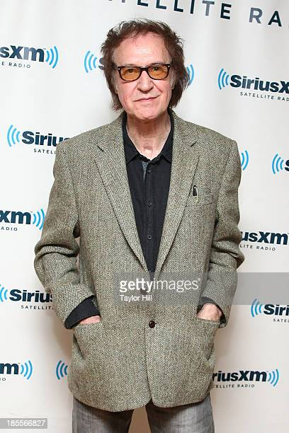 Musician Ray Davies visits the SiriusXM Studios on October 22 2013 in New York City
