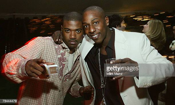 Musician Ray J And Shorty Mac Attend The Launch Party For Season Three Of The