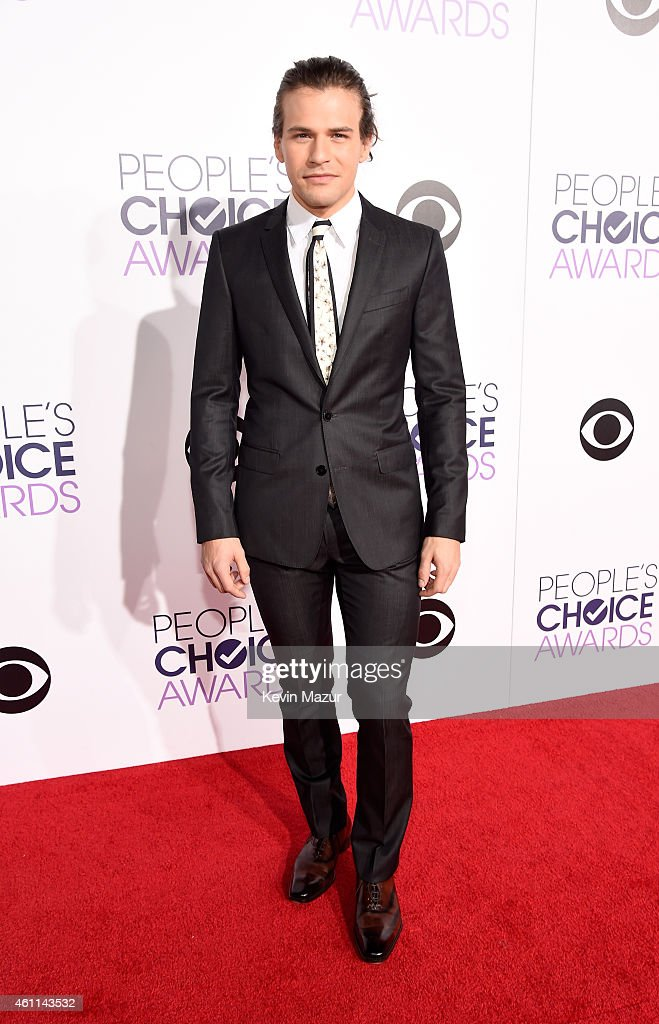 Musician Reid Perry of The Band Perry attends The 41st Annual People's Choice Awards at Nokia Theatre LA Live on January 7, 2015 in Los Angeles, California.