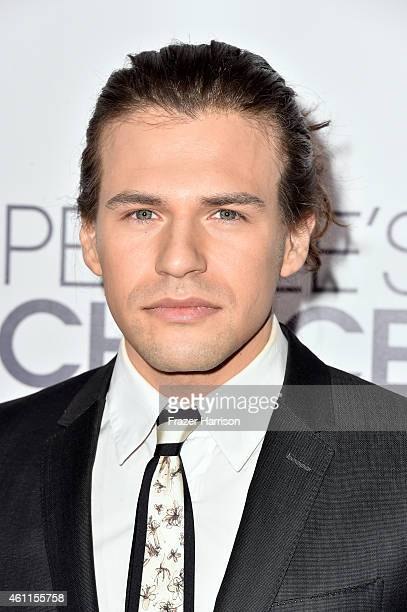 Musician Reid Perry of The Band Perry attends The 41st Annual People's Choice Awards at Nokia Theatre LA Live on January 7 2015 in Los Angeles...