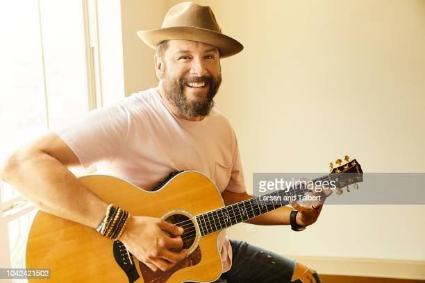 Musician Ricardo Sanchez is photographed for Guideposts Magazine on July 17 2017 in San Antonio Texas