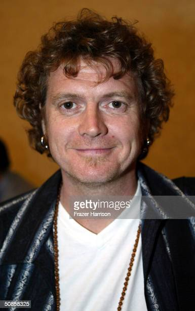 Musician Rick Allen of Def Leppard attends the VIP luncheon to celebrate the 50th Anniversary of Solters & Digney Public Relations, and its founder...