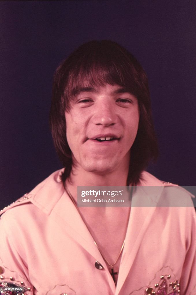 Musician Rick Finch of the funk group 'KC and the Sunshine Band' poses for a portrait in circa 1975 in Miami, Florida.
