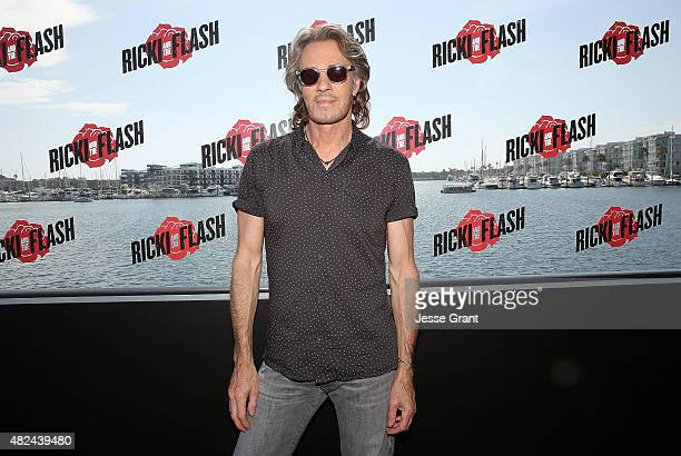 """Musician Rick Springfield attends the Rick Springfield Rocks The Boat For """"Ricki and the Flash"""" event on July 30, 2015 in Marina del Rey, California."""