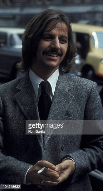 Musician Ringo Starr Sighted On Location Filming The Magic Christian September 1 1969