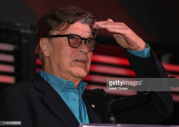 Musician Robbie Robertson receives the Lifetime Achievement Honor at the 2019 Canadian Music and Broadcast Industry Awards during Canadian Music Week...