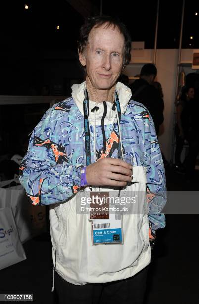 Musician Robby Krieger of The Doors visits Village at The Yard on January 18 2009 in Park City Utah
