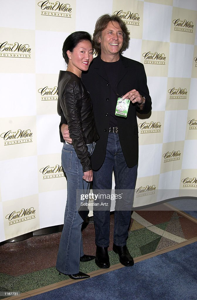 Carl Wilson Benefit : News Photo
