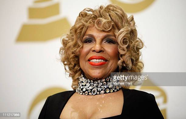 Musician Roberta Flack poses in the press room at the 52nd Annual GRAMMY Awards held at Staples Center on January 31 2010 in Los Angeles California