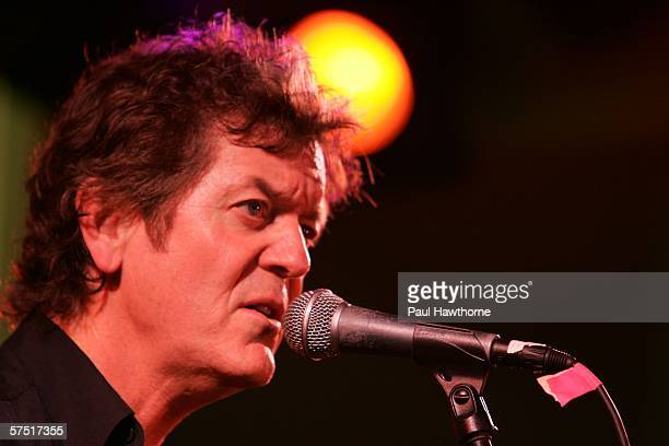 Musician Rodney Crowell performs at the Tribeca/ASCAP Music Lounge at Canal Room during the 5th Annual Tribeca Film Festival May 2 2006 in New York...