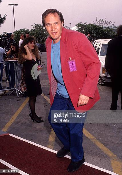 Musician Roger Miller the 27th Annual Academy of Country Music Awards on April 29 1992 at Universal Studios in Universal City California
