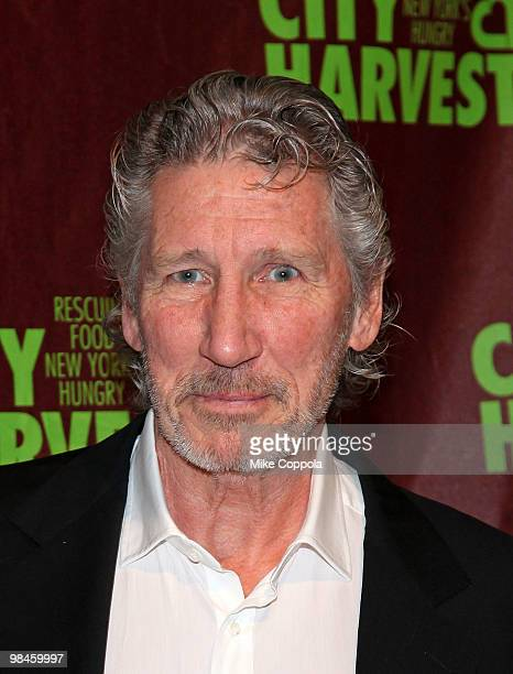 Musician Roger Waters attends City Harvest's 16th Annual An Evening Of Practical Magic at Cipriani 42nd Street on April 14, 2010 in New York City.