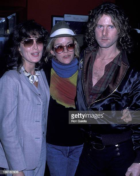Musician Ronee Blakley actress Season Hubley and guest attend the screening of 'Renaldo and Clara' on January 24 1978 at the Regent Theater in...