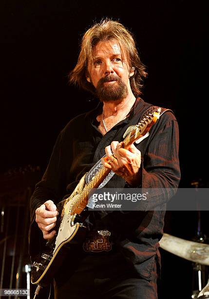 Musician Ronnie Dunn of Brooks Dunn performs during day 2 of Stagecoach California's Country Music Festival 2010 held at The Empire Polo Club on...
