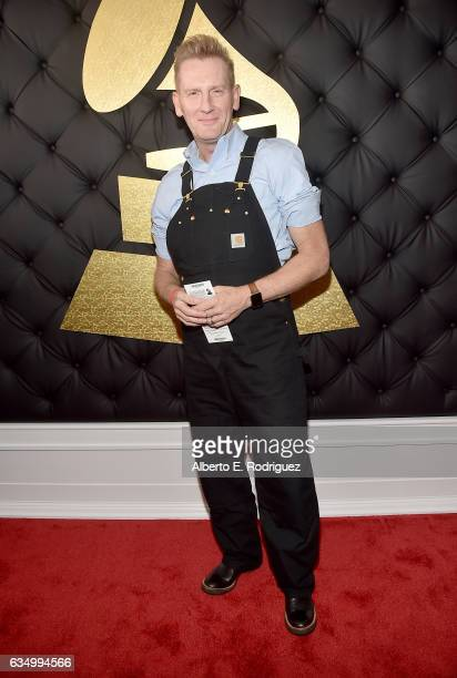 Musician Rory Lee Feek of Joey + Rory attends The 59th GRAMMY Awards at STAPLES Center on February 12, 2017 in Los Angeles, California.