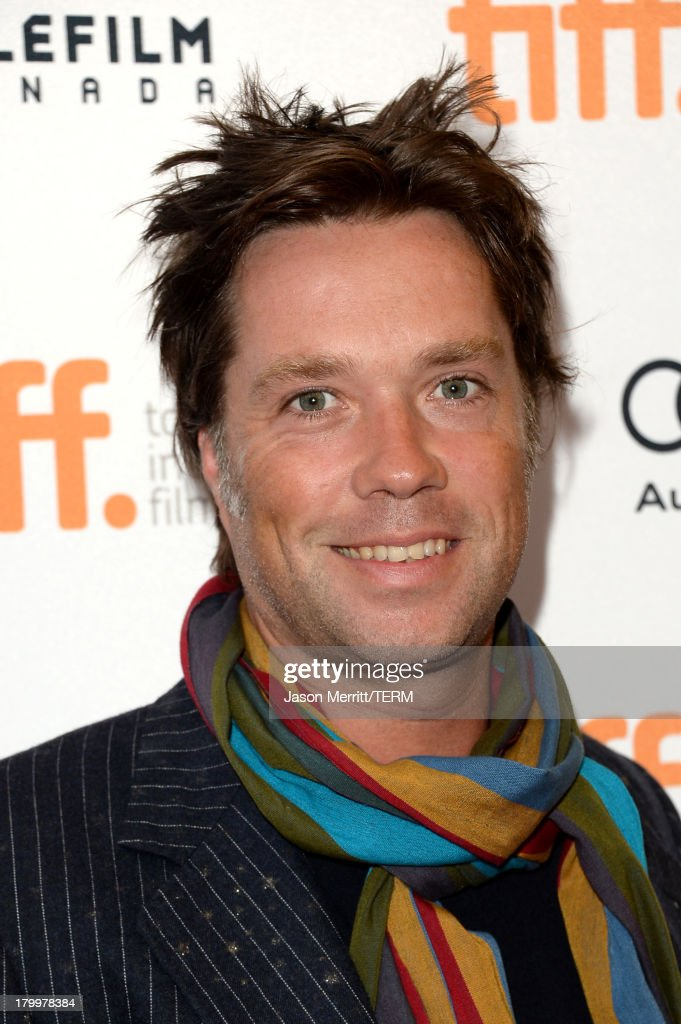 Musician Rufus Wainwright arrives at the 'Can A Song Save Your Life?' premiere during the 2013 Toronto International Film Festival at Princess of Wales Theatre on September 7, 2013 in Toronto, Canada.