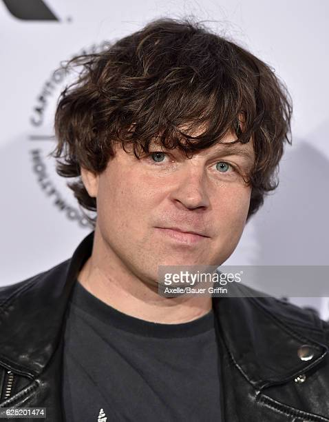 Musician Ryan Adams attends Capitol Records 75th Anniversary Gala at Capitol Records Tower on November 15 2016 in Los Angeles California