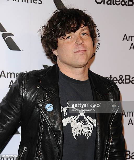 Musician Ryan Adams attends the Capitol Records 75th anniversary gala at Capitol Records Tower on November 15 2016 in Los Angeles California