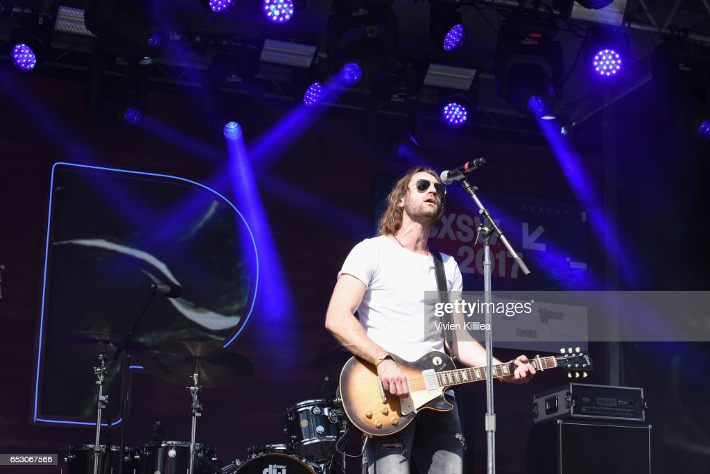 Musician Ryan Hurd performs onstage during Pandora at SXSW 2017 on March 13, 2017 in Austin, Texas.