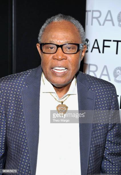 Musician Sam Moore attends the 2010 AFTRA AMEE Awards at The Grand Ballroom at The Plaza Hotel on February 22, 2010 in New York City.