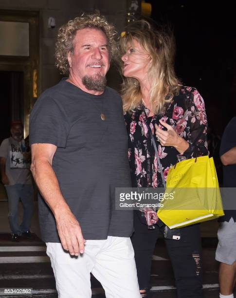 Sammy Hagar Wife Stock Photos And Pictures  Getty Images-5002