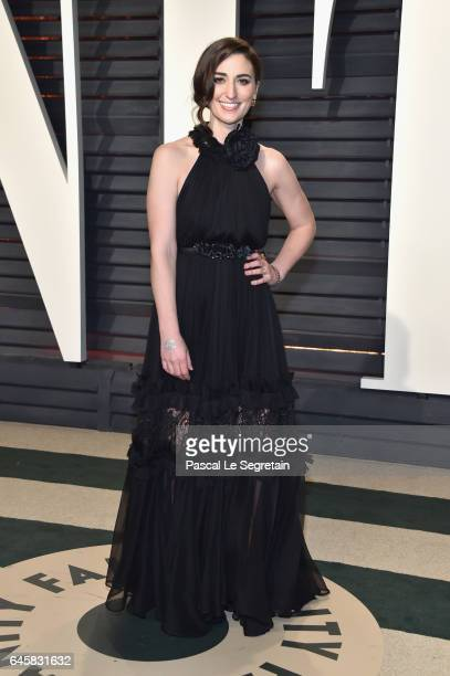 Musician Sara Bareilles attends the 2017 Vanity Fair Oscar Party hosted by Graydon Carter at Wallis Annenberg Center for the Performing Arts on...