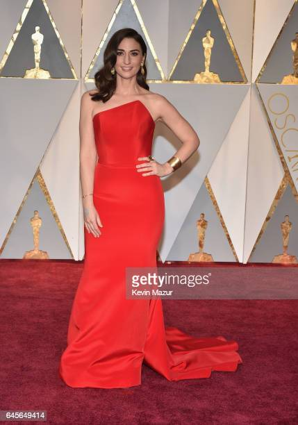 Musician Sara Bareilles attends the 89th Annual Academy Awards at Hollywood Highland Center on February 26 2017 in Hollywood California
