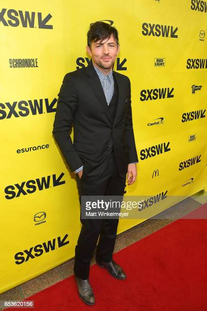 Musician Scott Avett of The Avett Brothers attends the 'May It Last A Portrait Of The Avett Brothers' premiere 2017 SXSW Conference and Festivals on...