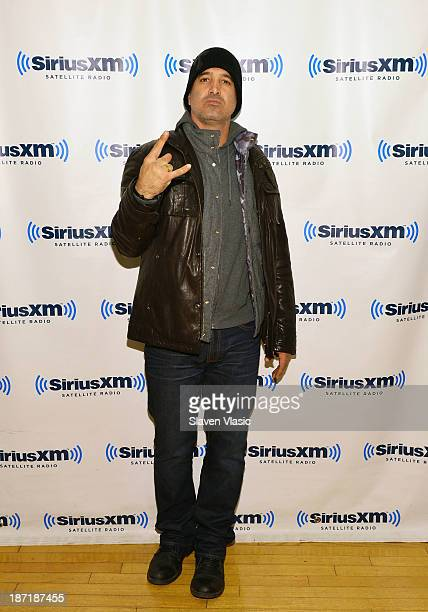 Musician Scott Stapp visits SiriusXM Studios on November 6 2013 in New York City