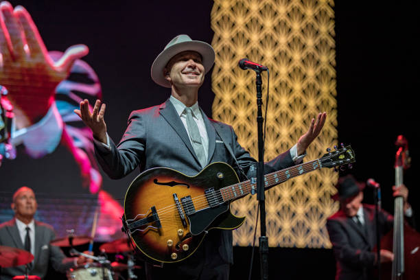 CA: Big Bad Voodoo Daddy Drive-In Concert - San Marcos, CA