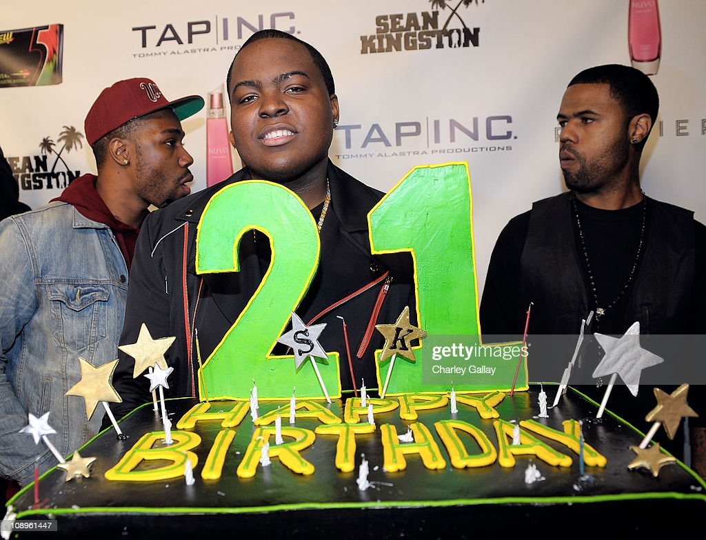 MTV Presents Sean Kingston's 21st Birthday