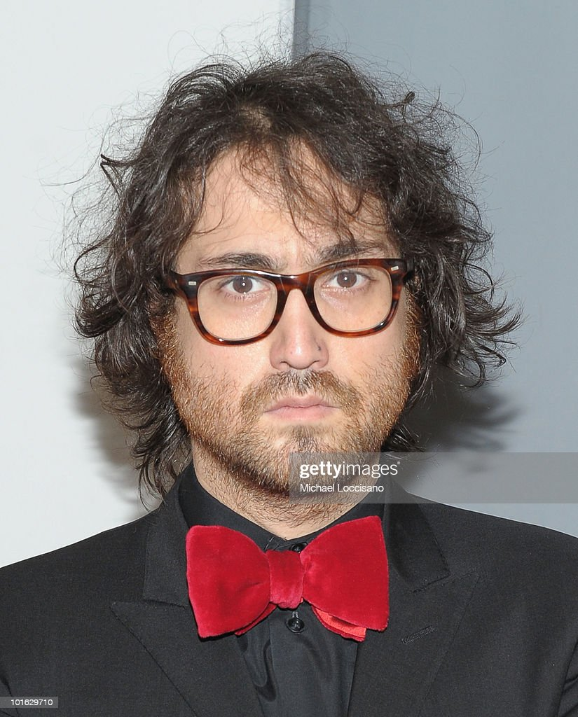 Musician Sean Lennon attends the premiere of 'Rosencrantz and Guildenstern Are Undead' at Village East Cinema on June 4, 2010 in New York City.