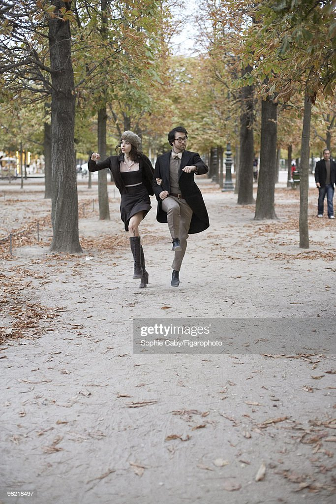 Sean Lennon and Charlotte Muhl, Madame Figaro, October 17, 2009