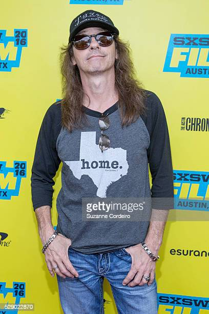 Musician Shawn Sahm attends the screening of 'A Song For You The Austin City Limits Story' during the 2016 SXSW Music Film Interactive Festival at...