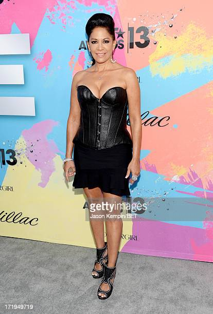 Musician Sheila E attends Debra Lee's PreBET Awards Celebration Dinner at Milk Studios on June 29 2013 in Los Angeles California