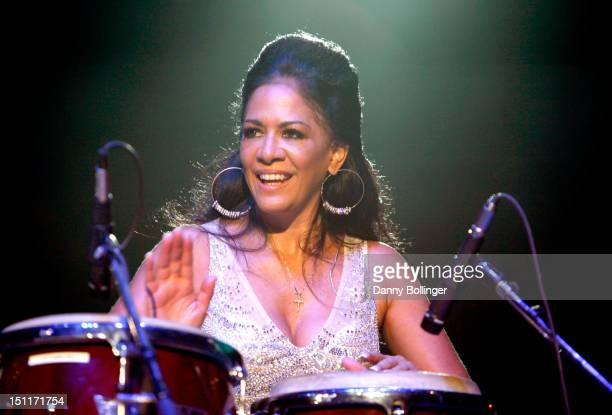 Musician Sheila E. Performs onstage during People En Espanol's Festival 2012 held at the Alamodome on September 2, 2012 in San Antonio, Texas.