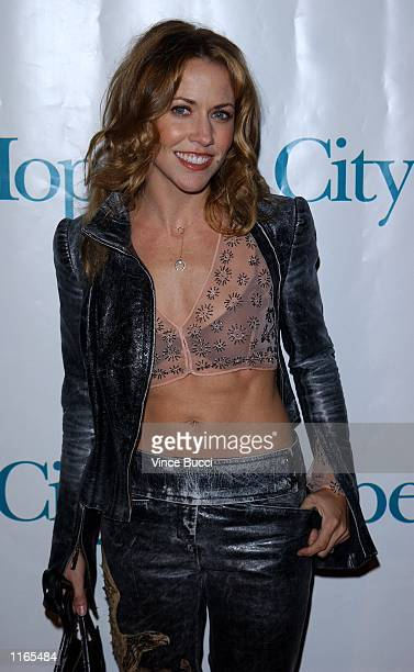 Musician Sheryl Crow attends a salute to Motown music classics during the City of Hope annual Spirit of Life gala honoring Vivendi Universal Vice...