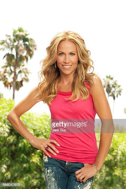 Musician Sheryl Crow is photographed for Health Magazine in 2009 in Los Angeles California COVER IMAGE