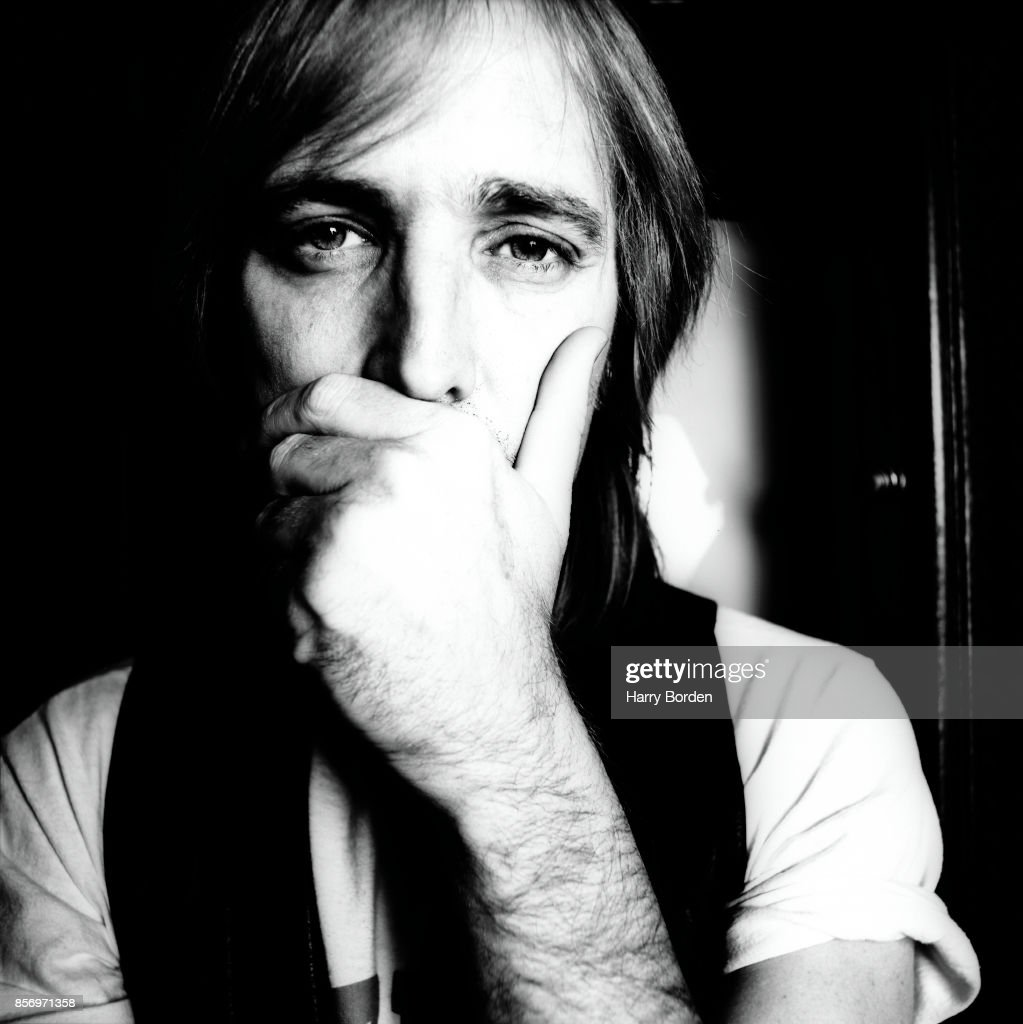 Musician, singer, songwriter, multi instrumentalist and record producer Tom Petty is photographed for the NME on May 3, 1989 in New York, United States.