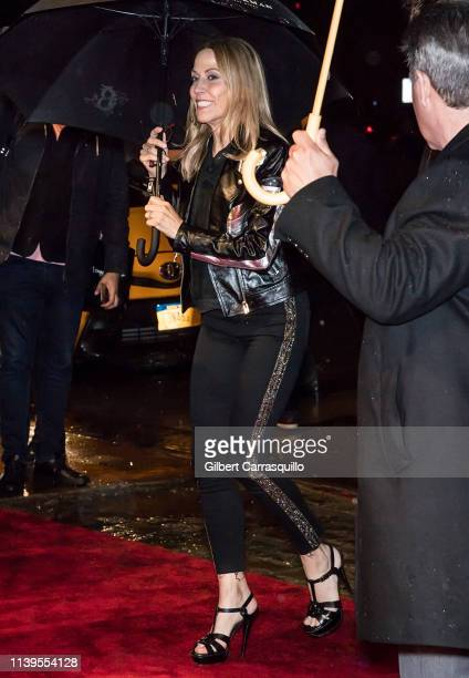 """Musician, singer-songwriter and actress Sheryl Crow is seen arriving to the premiere of """"Linda Ronstadt: The Sound Of My Voice"""" during the 2019..."""