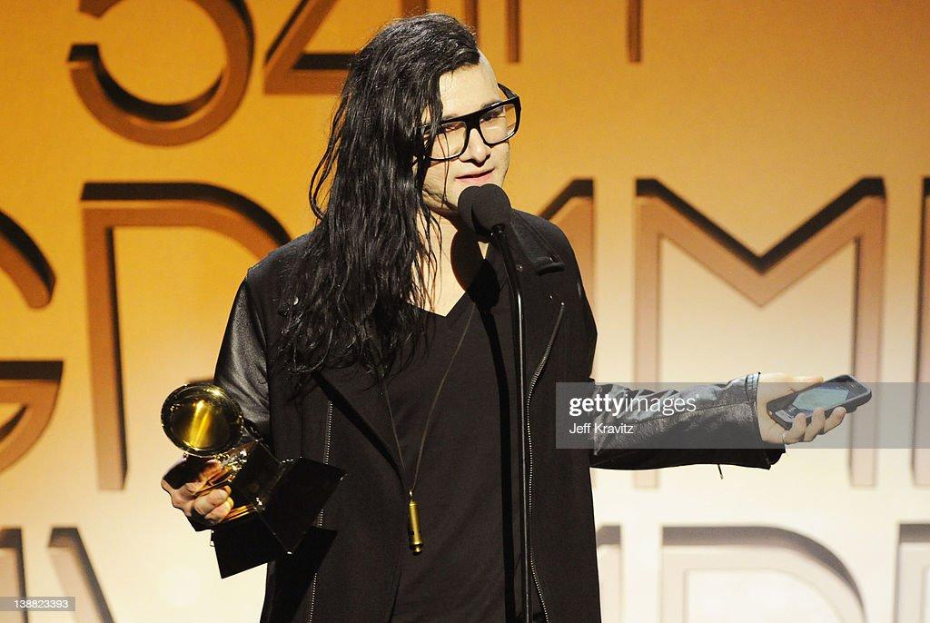 54th Annual GRAMMY Awards - Show : Nachrichtenfoto