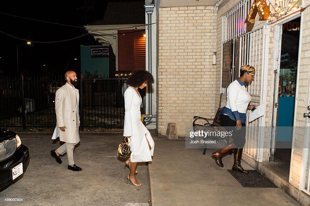 Celebrity Sightings In New Orleans : ニュース写真