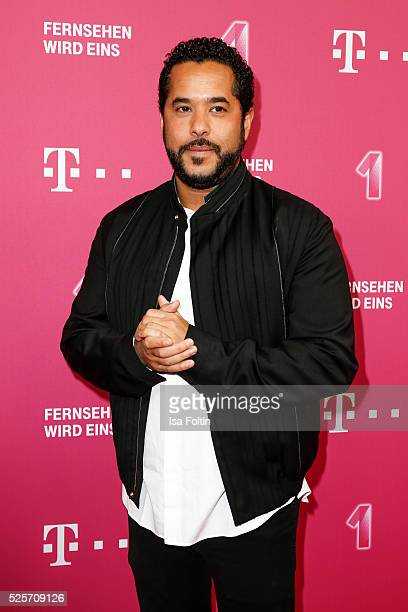 Musician songwriter and producer Adel Tawil attends the Telekom Entertain TV Night at Hotel Zoo on April 28 2016 in Berlin Germany