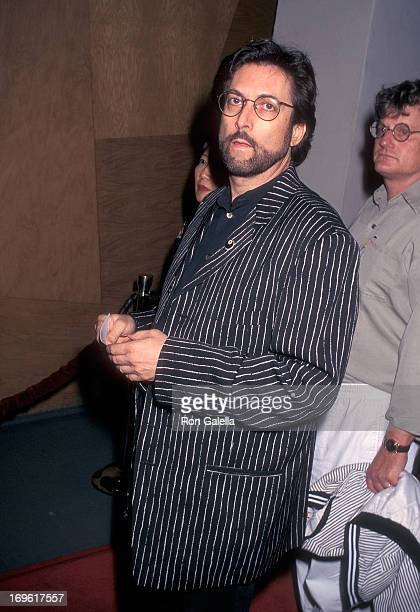 Musician Stephen Bishop attends the 'Boogie Nights' Hollywood Premiere on October 15 1997 at the Mann's Chinese Theatre in Hollywood California