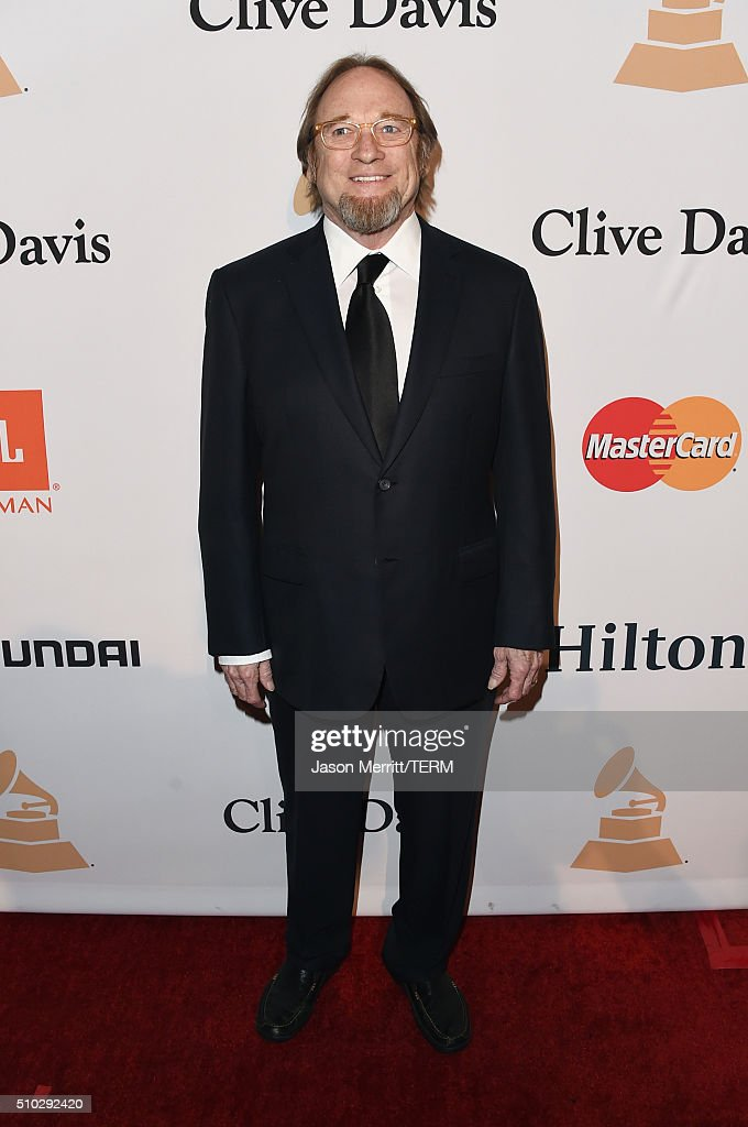 Musician Stephen Stills attends the 2016 Pre-GRAMMY Gala and Salute to Industry Icons honoring Irving Azoff at The Beverly Hilton Hotel on February 14, 2016 in Beverly Hills, California.