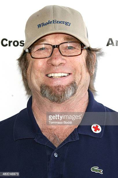 Musician Stephen Stills attends the Inaugural American Red Cross Celebrity Golf Classic held at the Lakeside Golf Club on April 7, 2014 in Toluca...