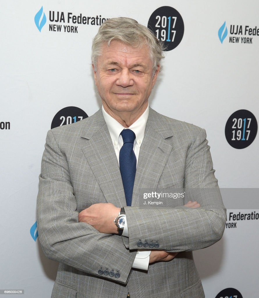Musician Steve Miller attends the UJA-Federation Of New York's 2017 Music Visionary Of The Year Award Luncheon at The Pierre Hotel on June 14, 2017 in New York City.