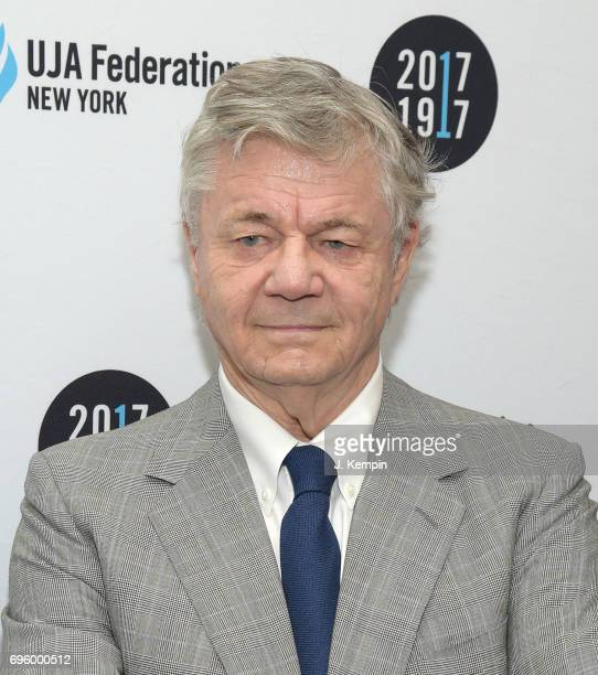 Musician Steve Miller attends the UJAFederation Of New York's 2017 Music Visionary Of The Year Award Luncheon at The Pierre Hotel on June 14 2017 in...